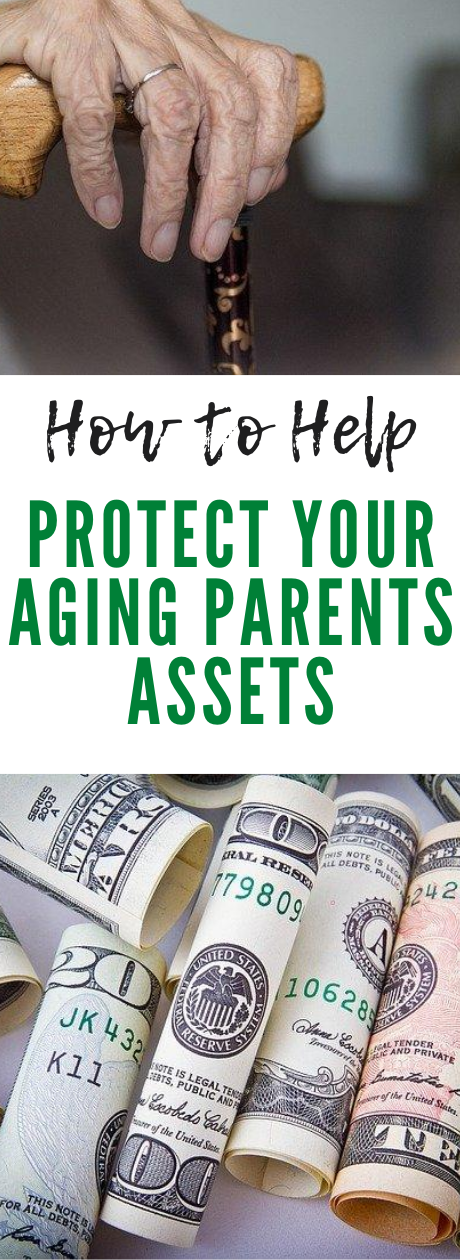 How To Protect Aging Parents Assets