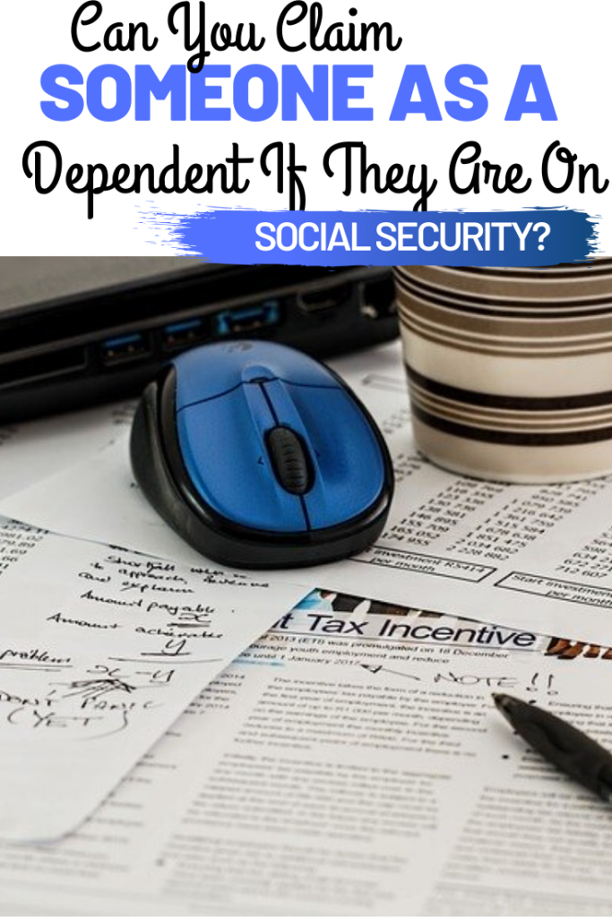 Can You Claim Someone As A Dependent If They Are On Social Security cover picture