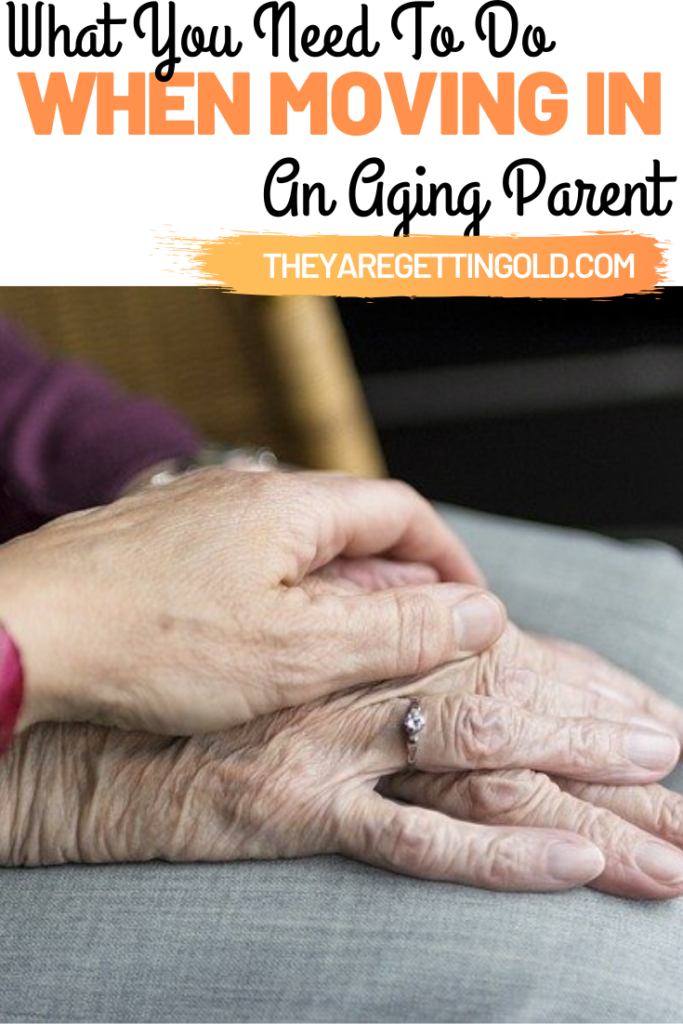 What You Need to do When Moving in an Aging Parent cover photo
