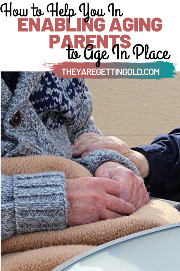 age in place article cover image