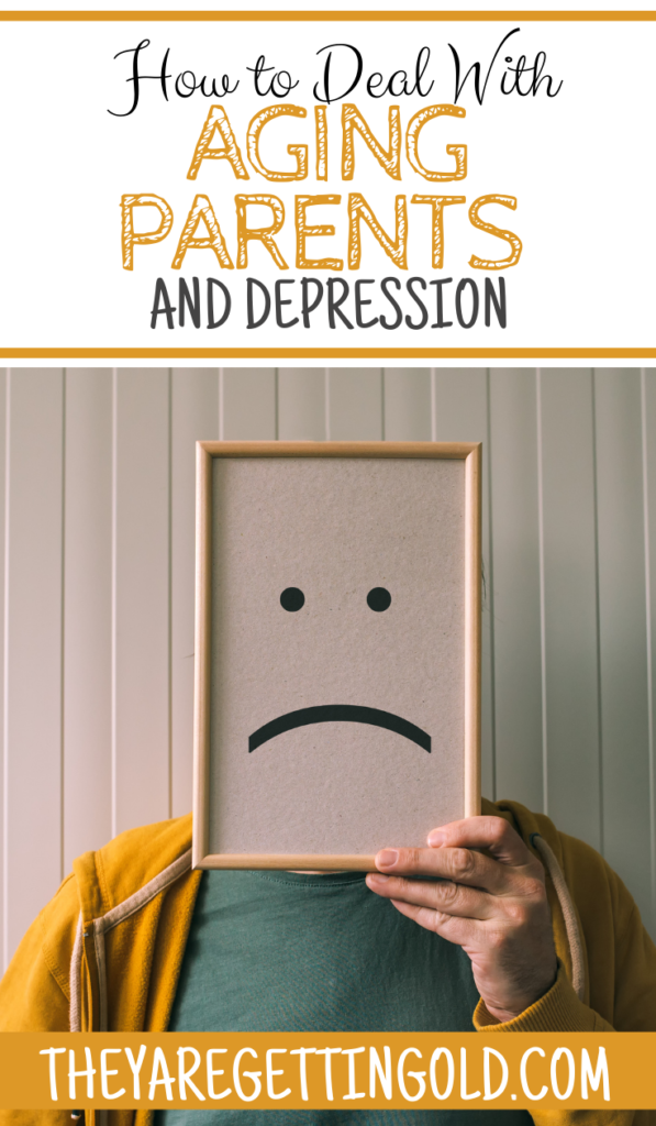 Aging Parents and Depression - how to cope