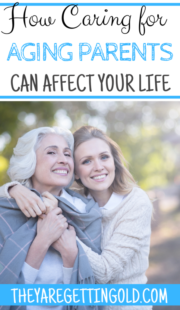 How Caring for Aging Parents Can Affect Your Life article cover image