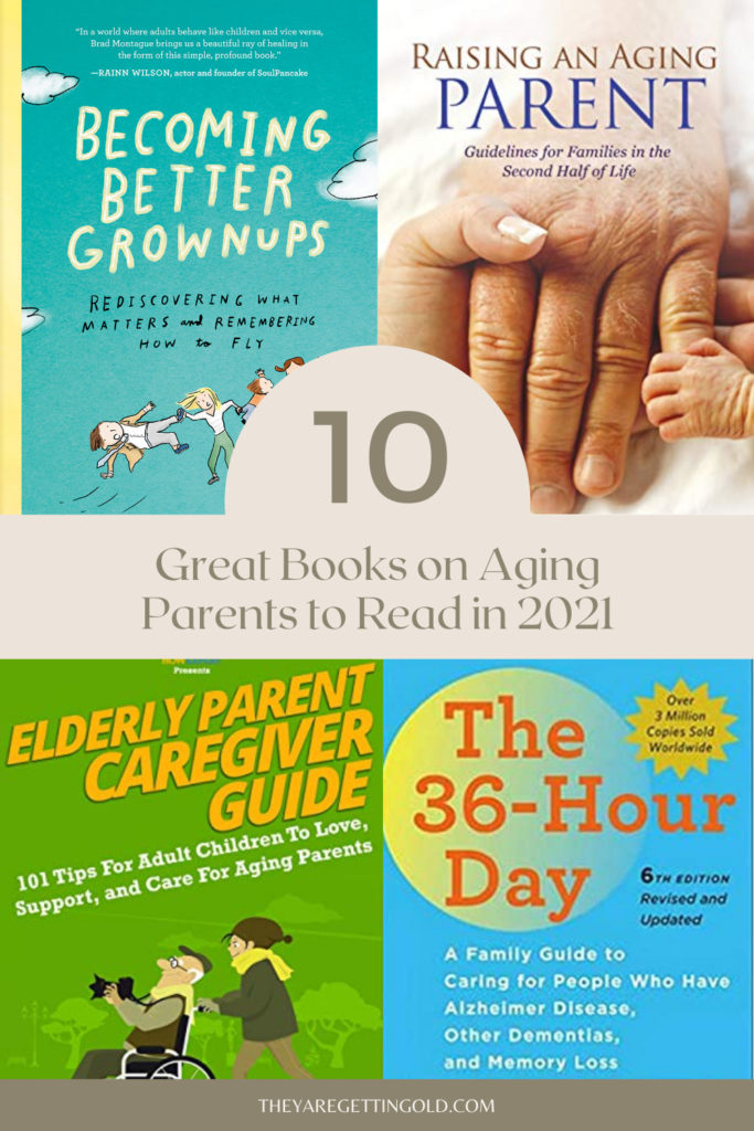 10 great books to read about aging parents