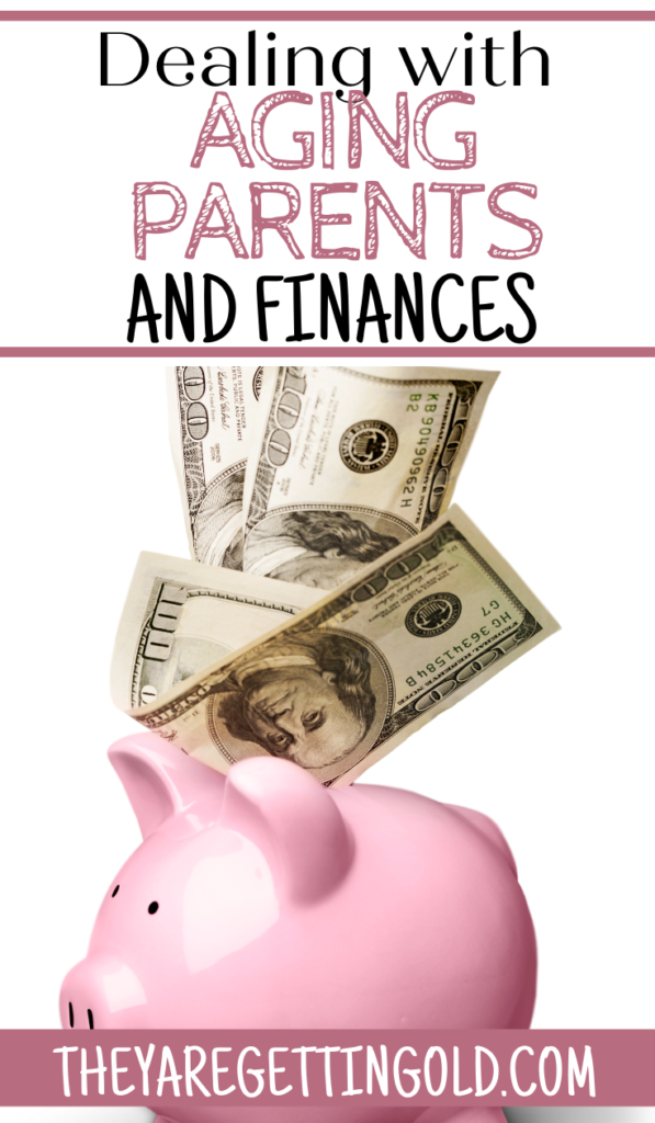 How to Handle Aging Parents and Finances