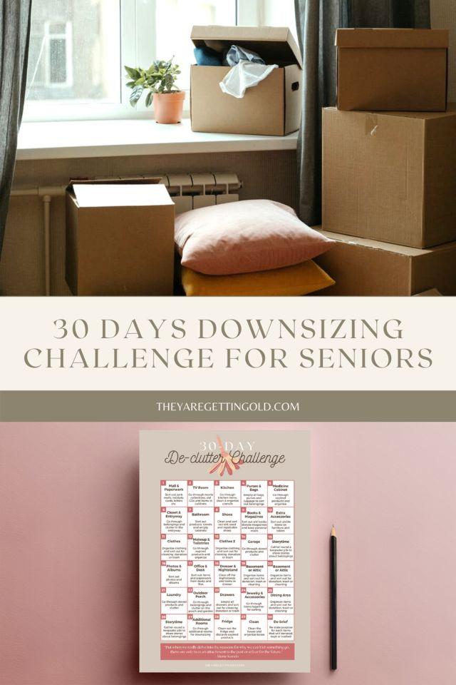 30 Days Declutter Challege