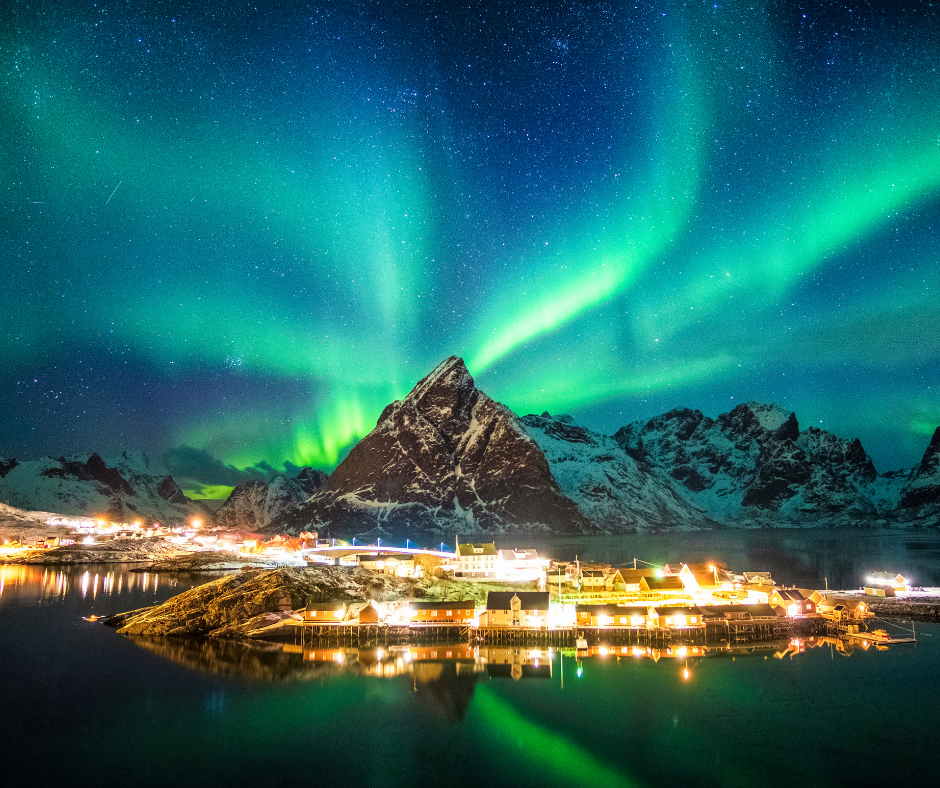 The Northern Lights of Norway