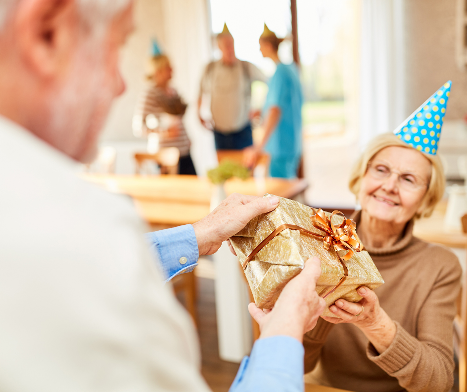 Gifts for Seniors – 10 Great Ideas