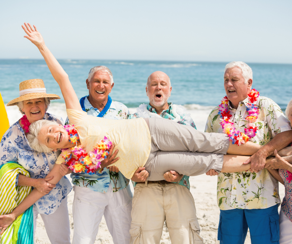 5 Great Activities For Seniors This Summer