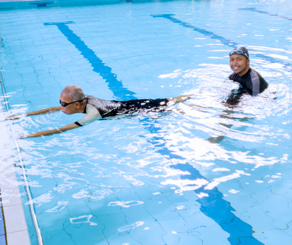 3 Simple Water Exercises For Seniors