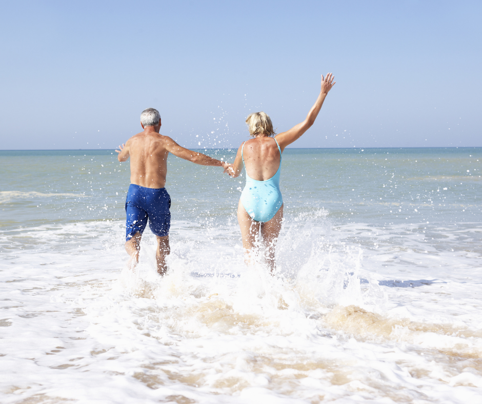 Activities For Seniors: Go Swimming
