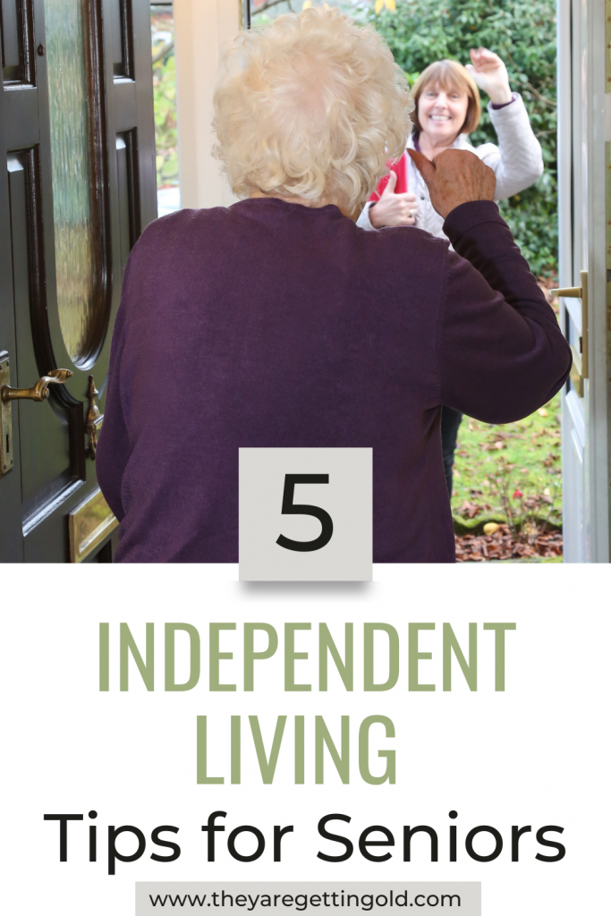 5 Independent Living Tips for Seniors: Staying Active